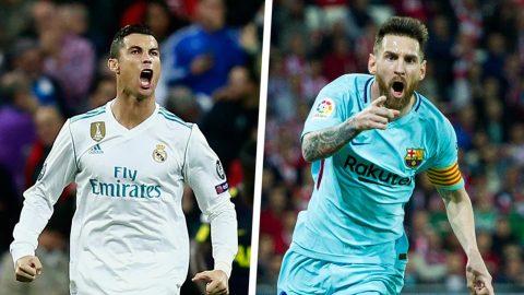 Cuộc đại chiến Ronaldo vs Messi : Vũ khí tối thượng !