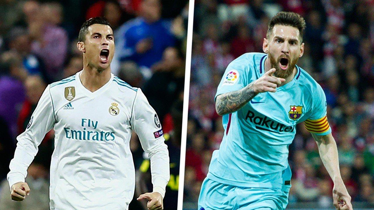 đại chiến Messi vs Ronaldo vũ khí tối thượng