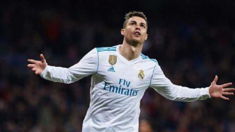Lật ngược thế cờ đua Bóng Vàng : Ronaldo dễ vượt Messi