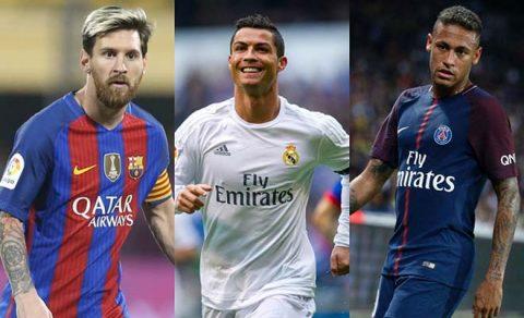 Ronaldo đến Trung Quốc: Lương bằng Messi – Neymar cộng lại, sau World Cup 2018