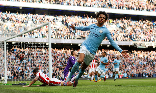 Link sopcast: Stoke City vs Man City