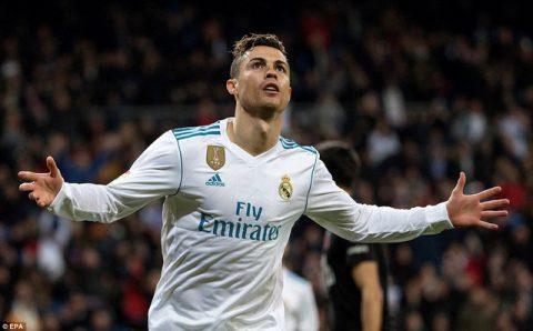 Cuộc đua Vua Phá Lưới La Liga, C.Ronaldo áp sát Messi