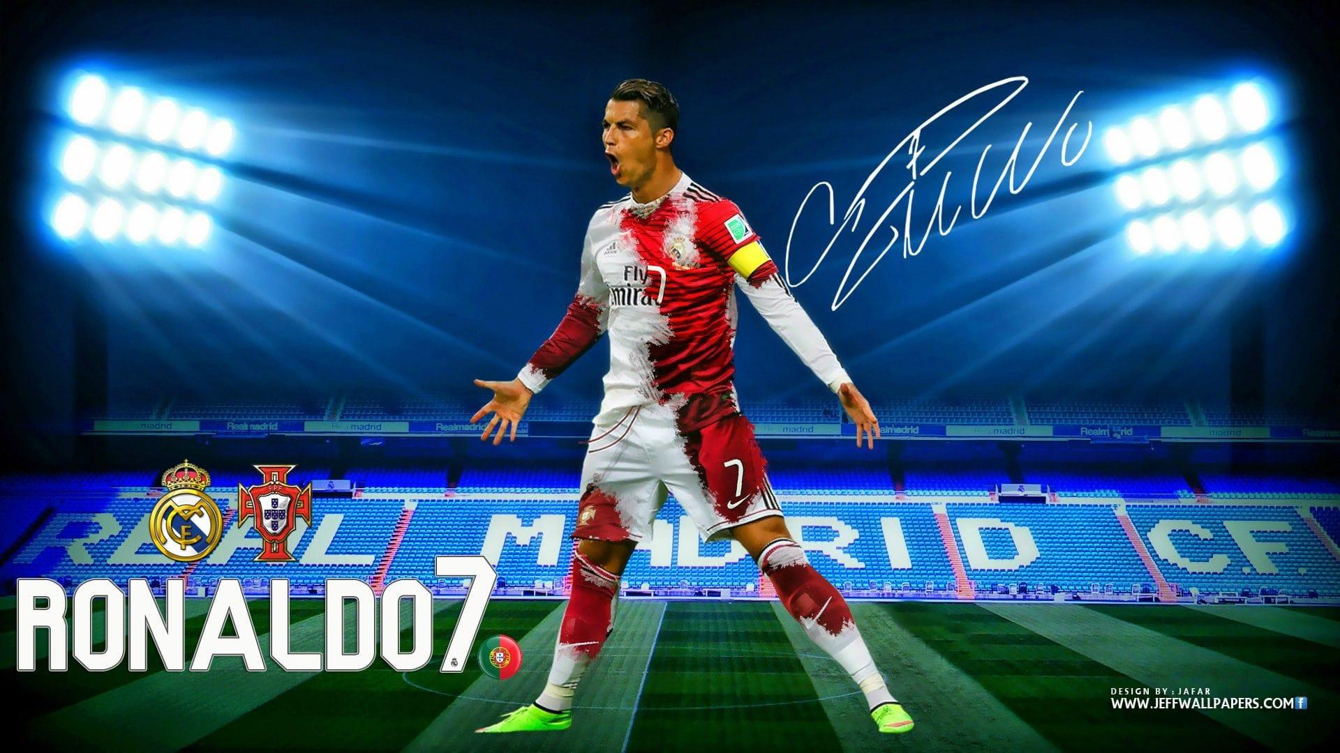 Top 20 hình nền Ronaldo cực chất cho Fan hâm mộ