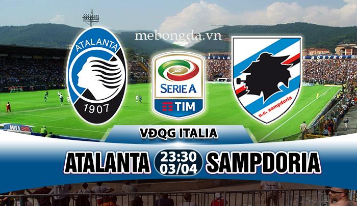Link sopcast: Atalanta vs Sampdoria, 23h30 ngày 3/4