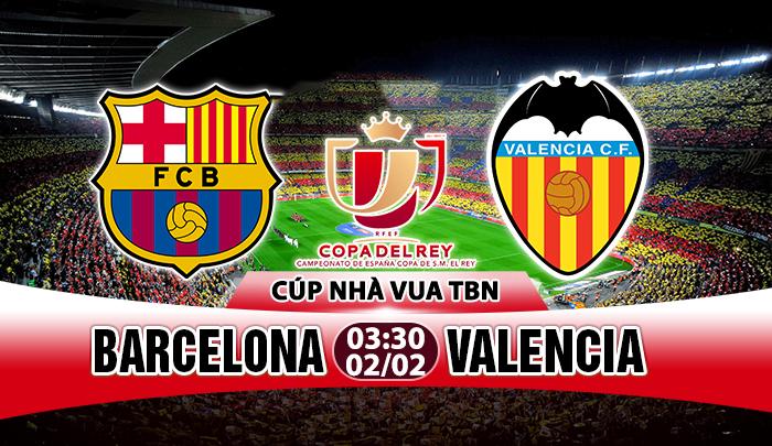 Link sopcast: Barcelona vs Valencia