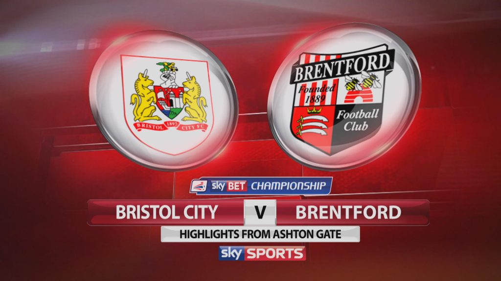 Link sopcast: Bristol City vs Brentford