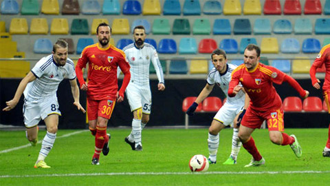 Nhận định bóng đá Kayserispor vs Fenerbahce, 00h00 ngày 03/04