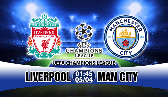 Link sopcast: Liverpool vs Man City, 01h45 ngày 05/4