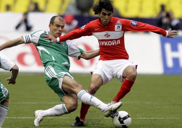 Spartak Moscow vs Grozny
