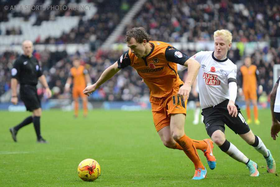 Wolves vs Derby County