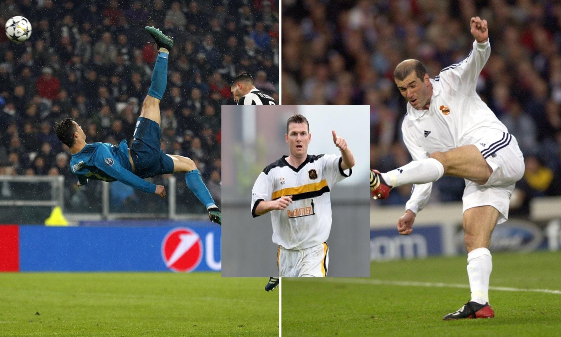 Sau bàn thắng của Ronaldo đã có thêm người tự nhận bàn thắng đẹp hơn của anh