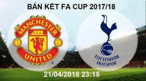 Link sopcast: Man Utd vs Tottenham 23h15 ngày 21/4