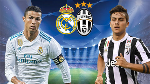 Link sopcast: Real Madrid vs Juventus