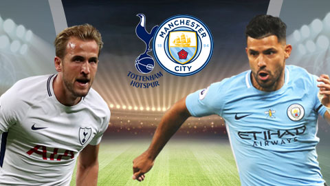 Link sopcast: Tottenham vs Man City
