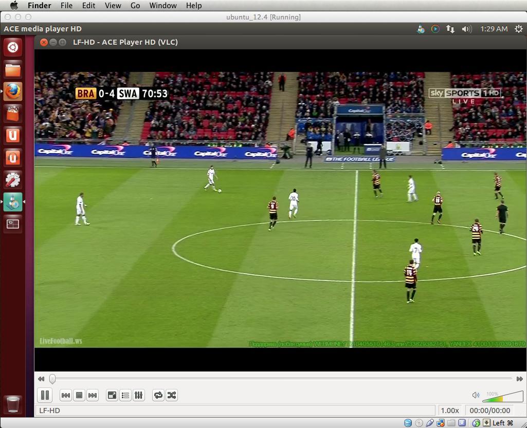 Hướng dẫn xem trực tiếp bóng đá với Acestream