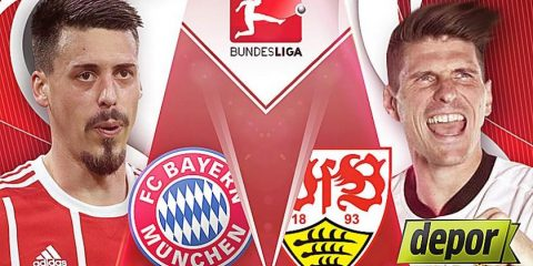 Link sopcast: Bayern Munich vs Stuttgart 20h30 ngày 12/5