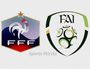 Link sopcast: Pháp vs Cộng hòa Ireland, 2h00 ngày 29/05