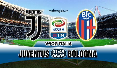 Link sopcast: Juventus vs Bologna, 01h45 ngày 6/5