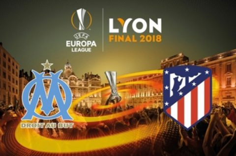 Link sopcast: Marseille vs Atletico Madrid, 01h45 ngày 17/5