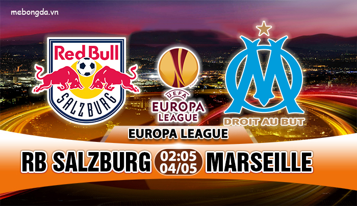 Link sopcast: Salzburg vs Marseille