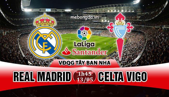 Link sopcast: Real Madrid vs Celta Vigo