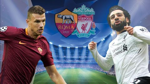Link sopcast: AS Roma vs Liverpool, 01h45 ngày 3/5