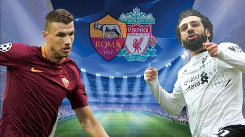 Link sopcast: AS Roma vs Liverpool