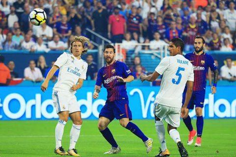 Barcelona – Real Madrid: Trận cầu siêu kinh điển rực lửa