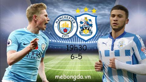 Link sopcast: Man City vs Huddersfield