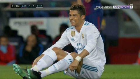 Ronaldo báo tin buồn cho Real