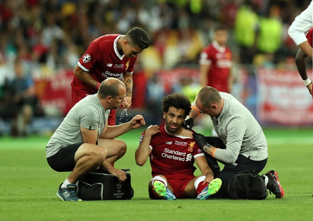 Tổng thống Ai Cập lo lắng cho Salah