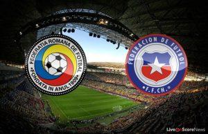 Link Sopcast: Romania vs Chile, 21h00 ngày 31/05