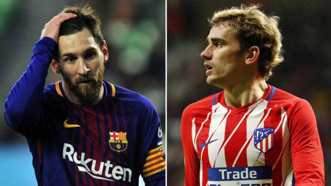 Barca bỏ bê tử huyệt, Messi bó tay