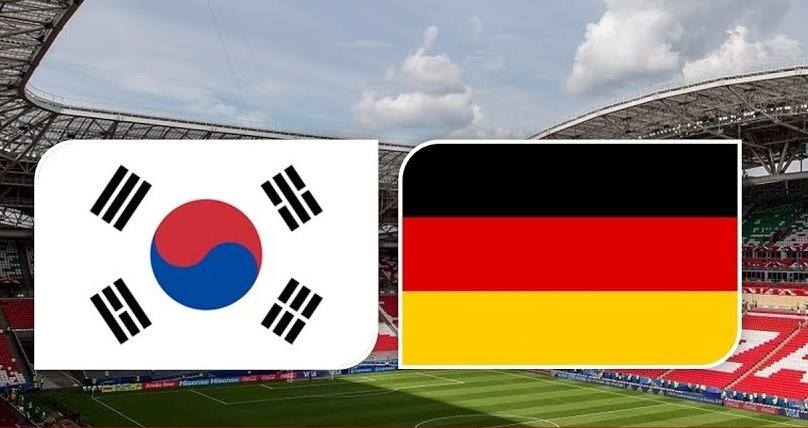 Link Sopcast: Hàn Quốc vs Đức, 21h00 ngày 27/06