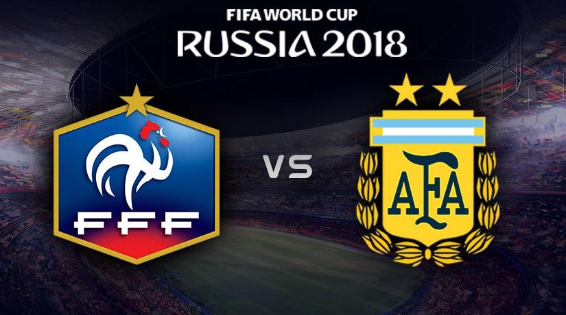 Link Sopcast: Pháp vs Argentina, 21h00 ngày 30/6