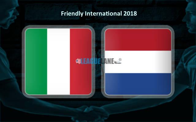 Link sopcast: Italia vs Hà Lan, 1h45 ngày 05/06