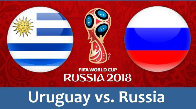 Link Sopcast: Uruguay vs Nga, 21h00 ngày 25/6