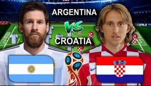 Link sopcast Argentina vs Croatia, 1h00 ngày 22/06