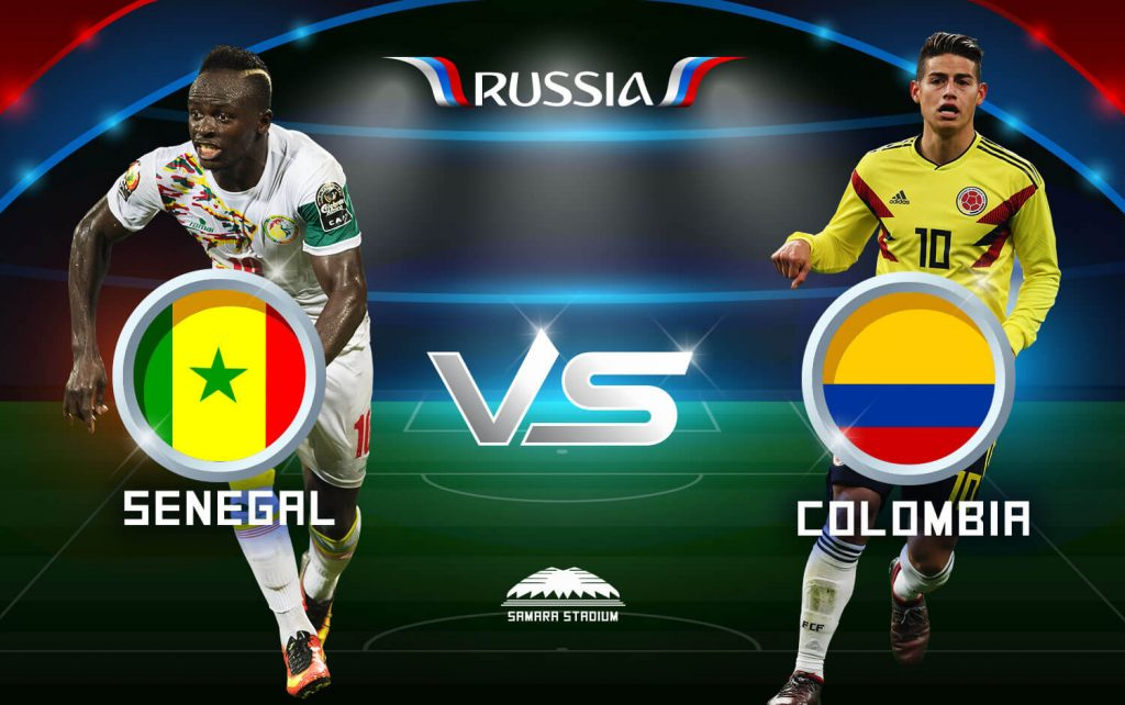 Link sopcast Senegal vs Colombia