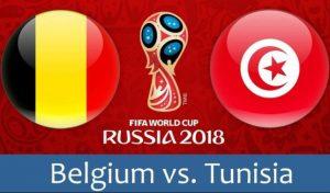 Link Sopcast: Bỉ vs Tunisia, 19h00 ngày 23/06