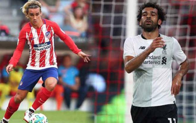 Barca gây sốc với Salah 200 triệu bảng