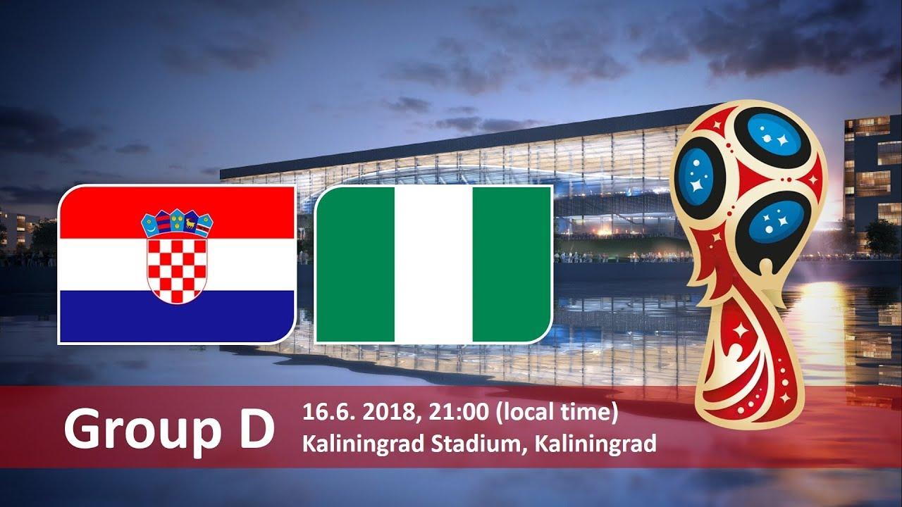 Link Sopcast: Croatia vs Nigeria, 02h00 ngày 17/6