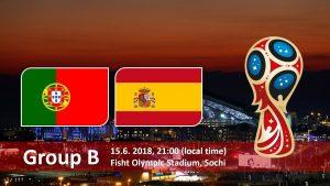 Link Sopcast: Bồ Đào Nha vs Tây Ban Nha, 01h00 ngày 16/6