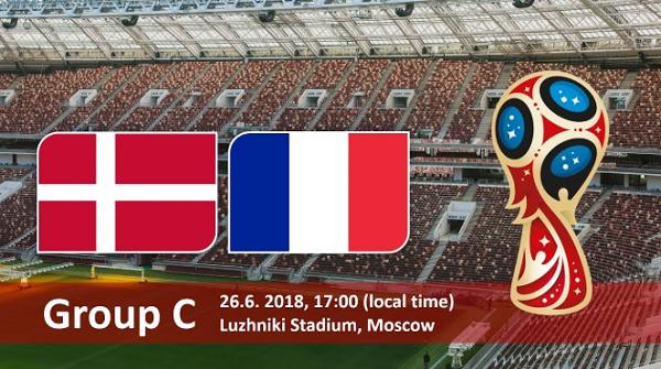 Link sopcast Đan Mạch vs Pháp