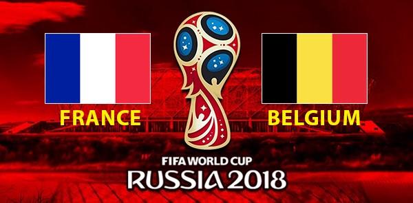 Link Sopcast: Pháp vs Bỉ, 1h00 ngày 11/7
