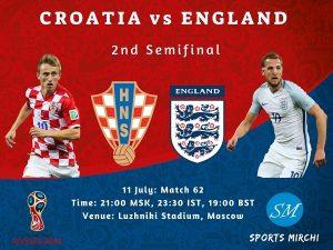 Link Sopcast: Croatia vs Anh, 1h00 ngày 12/7