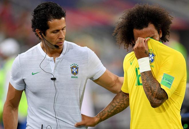 ĐT Brazil đón tin vui trước đại chiến với Bỉ tại World Cup 2018