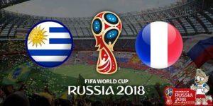 Link Sopcast: Uruguay vs Pháp, 21h00 ngày 6/7