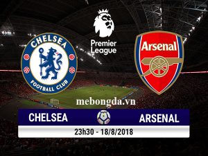 Link sopcast: Chelsea vs Arsenal 23h30, 18/8