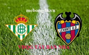 Link sopcast: Real Betis vs Levante 3h15 ngày 18/8